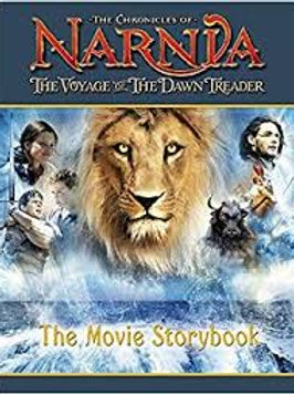 The Voyage of the Dawn Treader The Movie Storybook