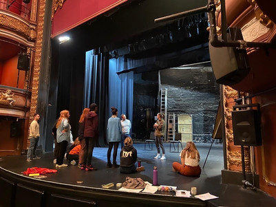 Harrogate Theatre - Immersive Theatre Workshop