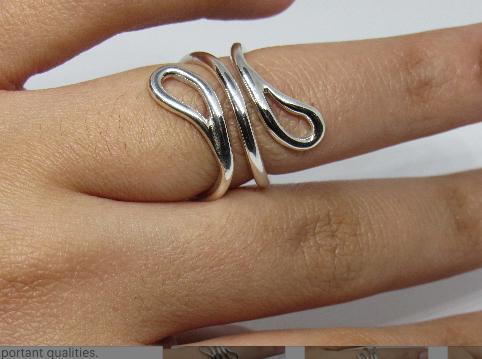Mallet Splint Ring