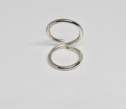 Adjustable wire Swan Splint Ring for DIP or PIP joint
