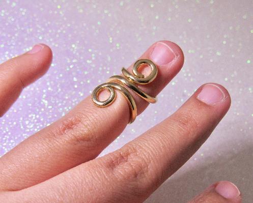 Mallet Finger Splint Ring