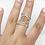 Thumbnail: Swirl Trigger Finger Ring Splint • Boutonniere Finger Ring • Triggering
