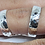 Thumbnail: Boutonniere Splint Ring in Sterling Silver