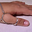 Thumbnail: Thumb MCP Splint Ring in Sterling Silver