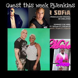 My special guest this week Pj Jenkins! He is an amazing actor, comedian and the list go on! He has s