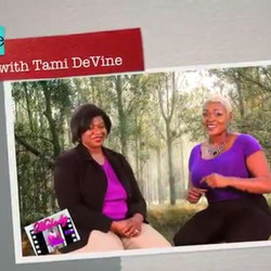 Hello everyone here is a link to my talkshow for this week with my special guest Tami DeVine! I hope
