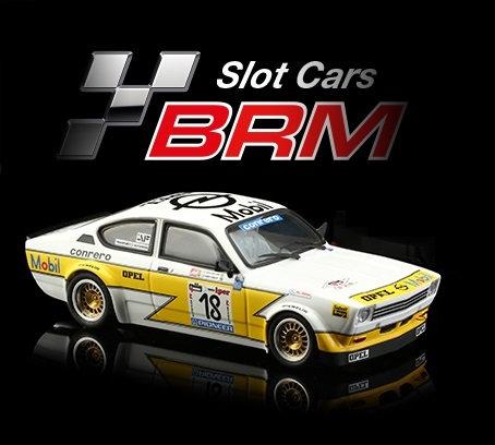 BRM/TTS 109 Future Release Opel Kadett GT/E #18