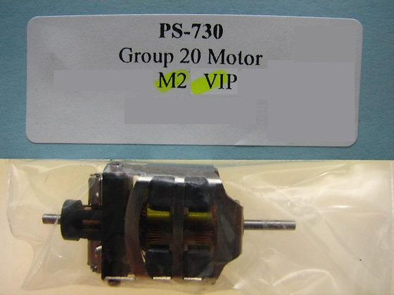 PRO SLOT-730-38 G20 38' Motor