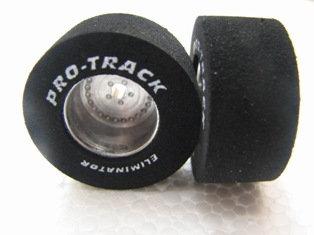 """PRO TRACK #N4088G 1/8 x 1.3/16 x .500W CNC Barracuda Drag Tyres """"Classic"""""""