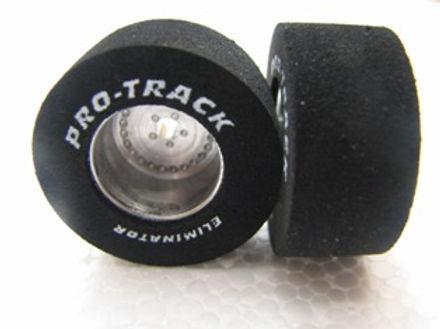 """PRO TRACK-N4088G 1/8 x 1.3/16 x .500W CNC Barracuda Drag Tyres """"Classic"""""""