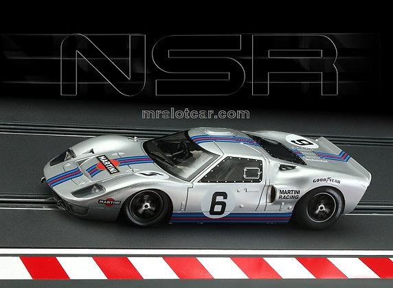 NSR Future Release 0141SW FD-40-I  Martini Racing #6