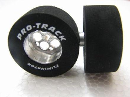 """PRO TRACK-N4088J 1/8 x 1.3/16 x .500W CNC Barracuda Drag Tyres """"Magnum"""""""