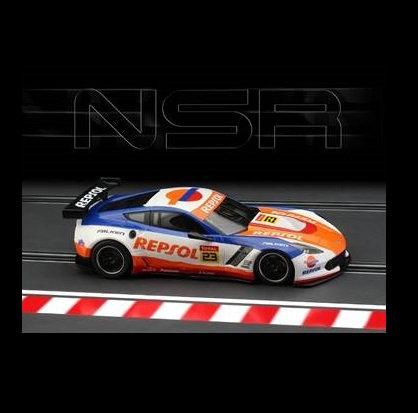 NSR Future Release 0131-SW Corvette C7R Repsol #23 King 21 Evo 3 Motor