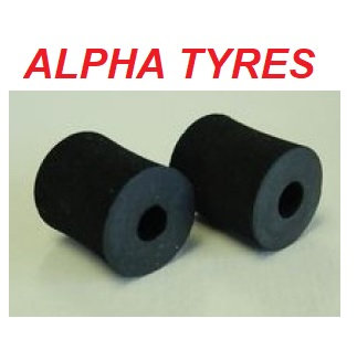 ALPHA Wonder Rubber Donuts (1 pair)