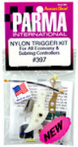 PARMA-397 Nylon Trigger Kit - Upgrade
