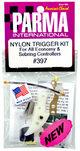 PARMA 397 Nylon Trigger Kit - Upgrade