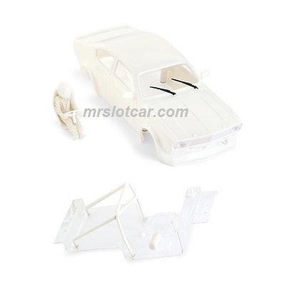 BRM/TTS S401KC  Opel Kadett GT/E - White Body Kit
