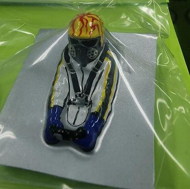 JDS-3017P Painted Nostalgia Driver #09