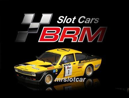 BRM/TTS 110 Future Release Opel Kadett GT/E #1