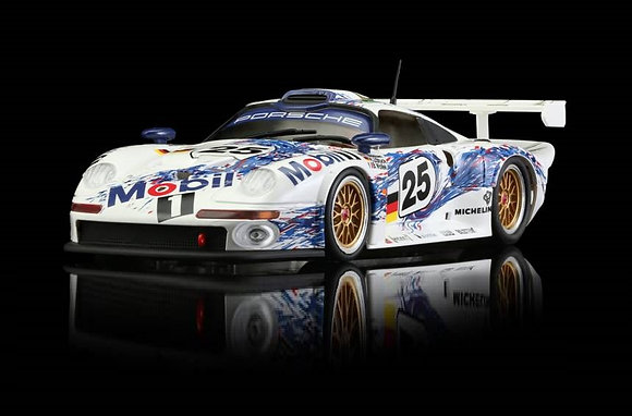 REVOSLOT-0061 Porsche GT1 Mobil 1 No.25