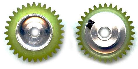 PLAFIT 8542B Spur Gear 32T x 3mm Axle