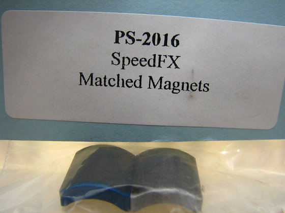 PRO SLOT 2016 Speed FX Matched Magnets