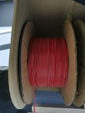 MR SLOTCAR-LCRED 4.0mm x 2.0mm Lane colour strips