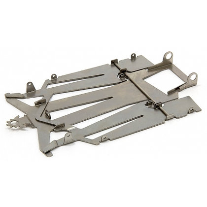 JK C24 (JKx24) Cheetah X24 Chassis Kit, 0.030""