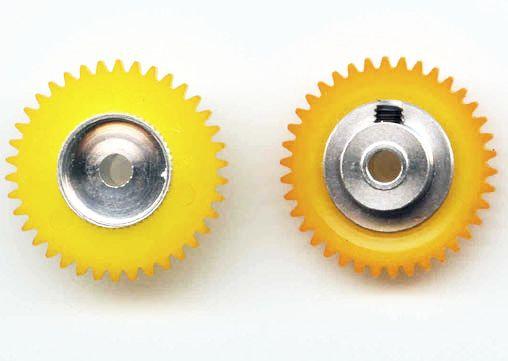 PLAFIT-8542E Spur Gear 38T x 3mm Axle