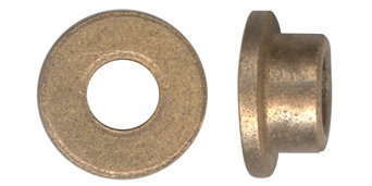 PLAFIT 8242C Axle Oilites 3 x 6mm (pair)