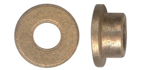 "PARMA-C709 1/8"" X 3/16"" Flanged Axle Oilites (Pair)"