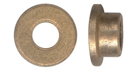 "PARMA-C709 1/8"" X 3/16"" Flanged Axle Oilites (Pair)"