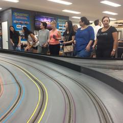 Mums racing
