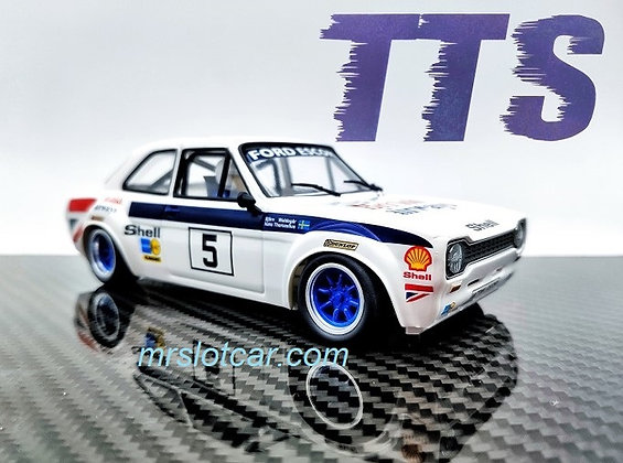 "BRM/TTS 031 Ford Escort MK1 ""British Airways"" #5"