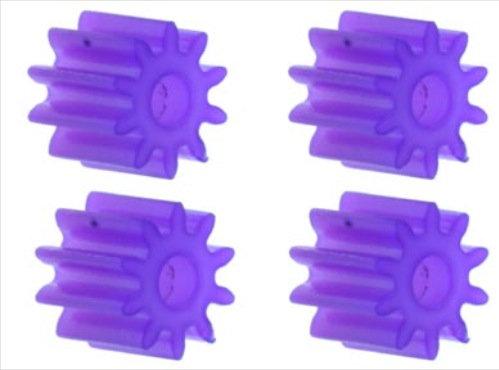 PLAFIT 8501C Plastic Pinions 10T (4/bag)