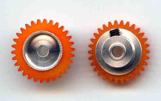 PLAFIT-8542A Spur Gear 30T x 3mm Axle