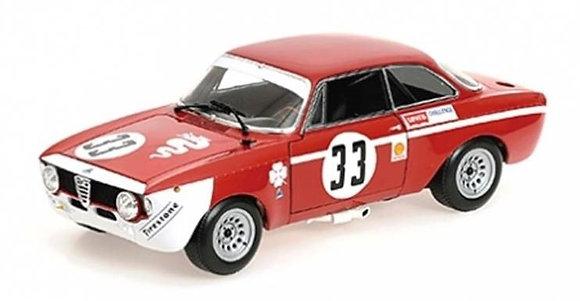BRM/TTS 105 Alfa Romeo GTA 1300 Junior #33 4hr Jarama 1972