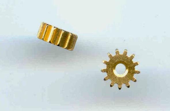 PLAFIT-8511F Brass Pinions 13T (pair)