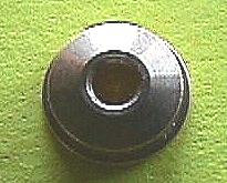 SLICK 7 #232 Precision 2mm X 6mm Bronze Composite Motor Bushings, Flanged.