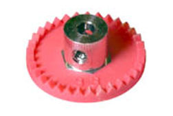"""PARMA-70147 King Crown Gears For 1/8"""" Axle 48P X 27 Tooth"""