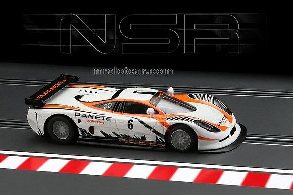 NSR Future Release 0136SW Mosler MT900R Panette Racing #6 Evo 3 Shark 25 Motor