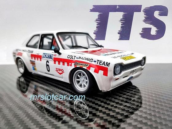 """BRM/TTS 030 Ford Escort MK1 """"Colt Racing"""" #6"""
