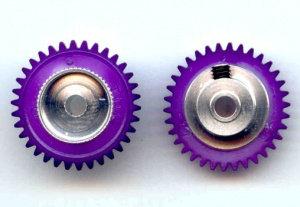 PLAFIT 8542C Spur Gear 34T x 3mm Axle