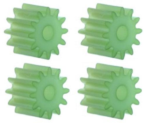 PLAFIT-8501E Plastic Pinions 14T (4/bag)