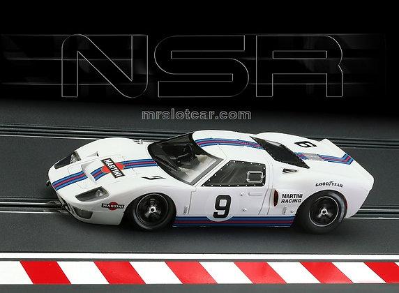 NSR Future Release 0140SW FD-40-I  Martini Racing #9