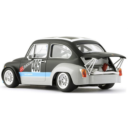 BRM/TTS 084 Fiat Abarth Zuccari #485