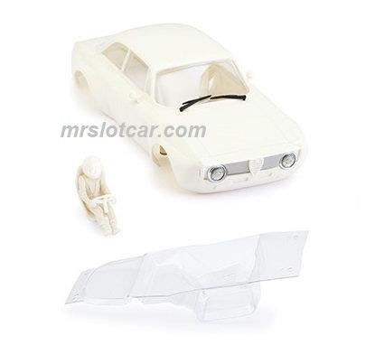 BRM/TTS S401A Future Release ALFA GTA - White Body Kit