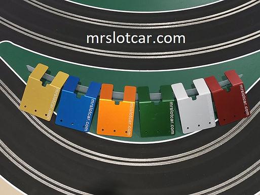 MR SLOTCAR-Controller Holder- BLUE