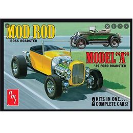 AMT-1000 Mod Rod '29 Roadster Model Kit 1/25
