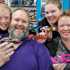 Bradford Family Race Team